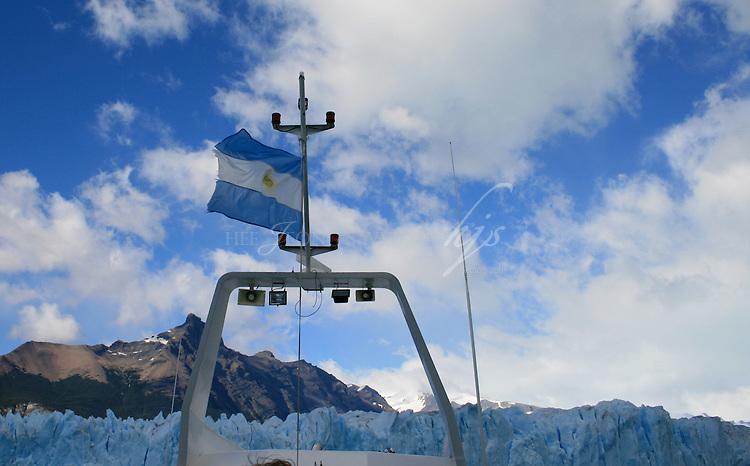 Perito Moreno Glacier, Patagonia, Argentina   Feb 08