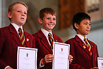 Kings School - Prize Giving, 11 December 2019