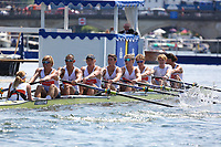 THE TEMPLE CHALLENGE CUP<br /> Orange Coast College, USA (104)<br /> University of Washington, USA (128)<br /> <br /> Henley Royal Regatta 2018 - Thursday<br /> <br /> To purchase this photo, or to see pricing information for Prints and Downloads, click the blue 'Add to Cart' button at the top-right of the page.