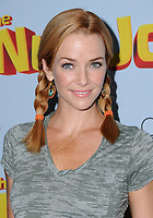 05 August  2017 - Los Angeles, California - Annie Wersching.  World premiere of &quot;Nut Job 2: Nutty by Nature&quot;  held at Regal Cinema at L.A. Live in Los Angeles. <br /> CAP/ADM/BT<br /> &copy;BT/ADM/Capital Pictures