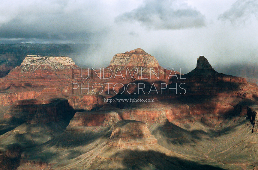 STORM OVER THE GRAND CANYON<br />