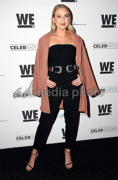 """29 January 2016 - Hollywood, California - Veronica Dunne. """"Daya"""" By Zendaya Shoe Line Launch Party to be featured on an upcoming episode of WE tv's David Tutera's CELEBrations held at Raleigh Studios. Photo Credit: Parisa Michelle/AdMedia"""