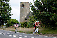 07 JUN 2009 - FRITTON,GBR - The Fritton Lake Standard Distance Triathlon (PHOTO (C) NIGEL FARROW).