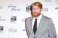 director, Hugh Welchman<br /> arriving for the London Film Festival 2017 screening of &quot;Loving Vincent&quot; at the National Gallery, Trafalgar Square, London<br /> <br /> <br /> &copy;Ash Knotek  D3328  09/10/2017