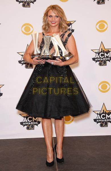 19 April 2015 - Arlington, TX -   Miranda Lambert.  The 2015 ACM Awards at AT&amp;T Stadium- Press Room<br /> CAP/ADM/MJT<br /> &copy; MJT/AdMedia/Capital Pictures
