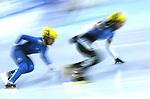 Short track, disciplina Olimpica invernale. Short track, winter olympic discipline.