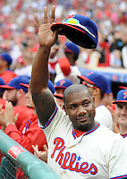 Ryan Howard's Last Game With Philadelphia Phillies