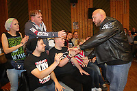 22.04.2017: Ex-WWE Superstar Ryback bei GHW Wrestling in Nauheim