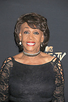 U.S. Representative Maxine Waters at the 2017 MTV Movie &amp; TV Awards at the Shrine Auditorium, Los Angeles, USA 07 May  2017<br /> Picture: Paul Smith/Featureflash/SilverHub 0208 004 5359 sales@silverhubmedia.com