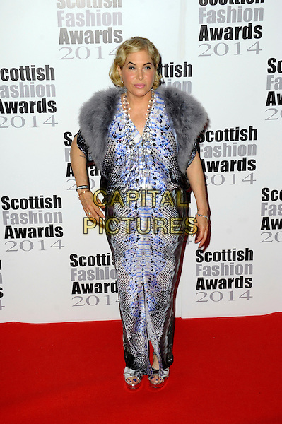 Brix Smith Start attends The Scottish Fashion Awards held at 8  Northumberland Avenue, on September 1, 2014 in London, England. <br /> CAP/CJ<br /> &copy;Chris Joseph/Capital Pictures