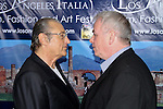 TONY RENIS, BOBBY MORESCO. Arrivals to the 5th Annual Los Angeles - Italia Film, Fashion and Art Fest, honoring Academy Award Winning Director, Quentin Tarantino at Mann's Chinese 6 Theatre. Hollywood, CA, USA.  February 27, 2010.