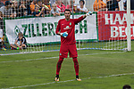 12.07.2017, Sportplatz, Zell am Ziller, AUT, TL Werder Bremen 2017 - FSP Werder Bremen (GER) vs Wolverhampton Wanderers (ENG), <br /> <br /> im Bild<br /> <br /> Jiri Pavlenka (Werder Bremen #1)<br /> Foto &copy; nordphoto / Kokenge