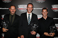 IMSA WeatherTech SportsCar Championship<br /> Night of Champions<br /> Road Atlanta, Braselton GA<br /> Monday 9 October 2017<br /> Eric Curran, Pete Tiezzi, Dane Cameron<br /> World Copyright: Michael L. Levitt<br /> LAT Images