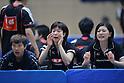 Kasumi Ishikawa (JPN),.JUNE 29, 2012 - Table Tennis : 2012 Japan Table Tennis League in first half at Sumida City Gymnasium ,Tokyo, Japan. (Photo by Jun Tsukida/AFLO SPORT) [0003].