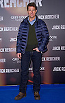 """TOM CRUISE.attends the 'Jack Reacher' premiere at the Callao Cinema, Madrid_13/12/2012.Mandatory Credit Photo: ©NEWSPIX INTERNATIONAL..**ALL FEES PAYABLE TO: """"NEWSPIX INTERNATIONAL""""**..IMMEDIATE CONFIRMATION OF USAGE REQUIRED:.Newspix International, 31 Chinnery Hill, Bishop's Stortford, ENGLAND CM23 3PS.Tel:+441279 324672  ; Fax: +441279656877.Mobile:  07775681153.e-mail: info@newspixinternational.co.uk"""