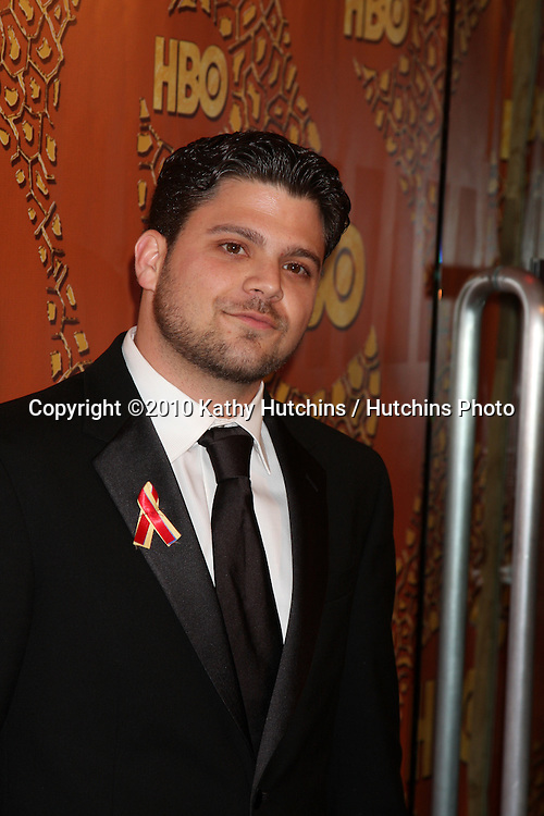 Jerry Ferrara.arriving at the 67th Annual Golden Globe Awards Official HBO After Party.Beverly Hilton Hotel.Beverly Hills, CA.January 17, 2010.©2010 Kathy Hutchins / Hutchins Photo....