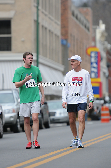"Good Sheperd Irish ""Run for the Gold"" Frankfort, KY March 17, 2010"