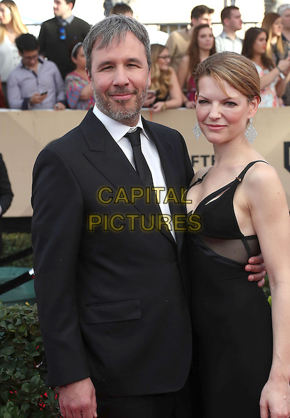 29 January 2017 - Los Angeles, California - Denis Villeneuve, Tanya Lapointe. 23rd Annual Screen Actors Guild Awards held at The Shrine Expo Hall. <br /> CAP/ADM/FS<br /> &copy;FS/ADM/Capital Pictures