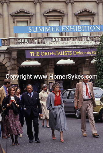 The Royal Academy Summer Exhibition.   The English Season published by Pavilon Books 1987