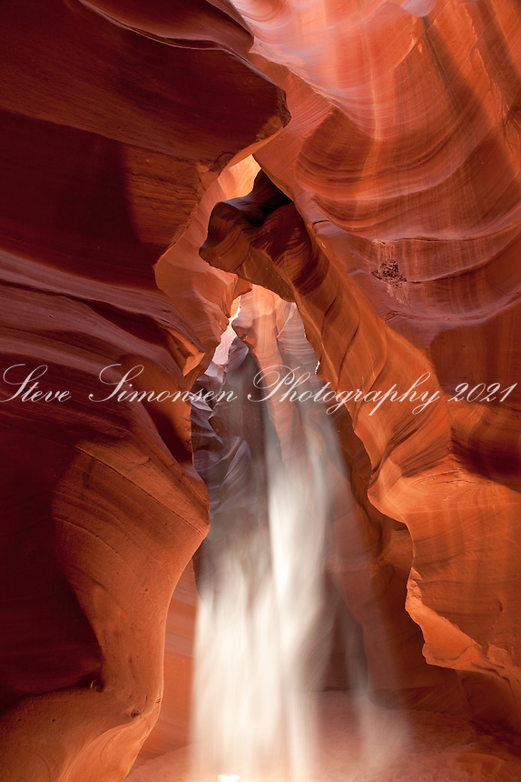 Antelope Slot Canyon<br /> Page Arizona