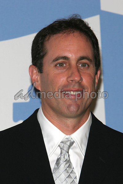 "24 September 2005 - Hollywood, California - Jerry Seinfeld.  Jerry Seinfeld and Paul Simon Perform ""One Night Only: A Concert for Autism Speaks"" - Press Conference held at the Kodak Theater.  Photo Credit: Zach Lipp/AdMedia"