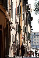 Via del Moro, near Bottega di Corte, Florence