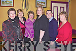 Friends and neighbours from Athea enjoy a Christmas Party night out in The Gables, Athea last Saturday. Pictured l-r: Ita Buckley, Bridget Keane, Noreen Healey, Louise Keane, Nicholas Stoap and Bridget Kiely.