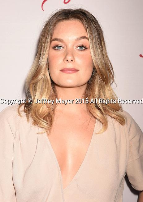 HOLLYWOOD, CA - OCTOBER 07: Actress Rachel Keller attends the premiere of FX's 'Fargo' Season 2 held at ArcLight Cinemas on October 7, 2015 in Hollywood, California.