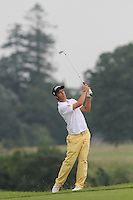 Scott William Fernandez (Spain) on the Final Day of the International European Amateur Championship 2012 at Carton House, 11/8/12...(Photo credit should read Jenny Matthews/Golffile)...