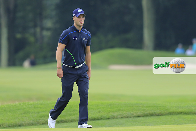 Martin Kaymer (GER) walks up to the 9th green during Friday's Round 1 of the 2016 U.S. Open Championship held at Oakmont Country Club, Oakmont, Pittsburgh, Pennsylvania, United States of America. 17th June 2016.<br /> Picture: Eoin Clarke | Golffile<br /> <br /> <br /> All photos usage must carry mandatory copyright credit (&copy; Golffile | Eoin Clarke)