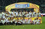 Atletico Nacional Derroto 3x0 al Deportivo Cali en la final de la super liga del 2016