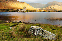 Kilchurn Castle & Loch Awe, Scotland