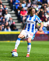 Huddersfield Town's Michael Hefele<br /> <br /> Photographer Andrew Vaughan/CameraSport<br /> <br /> The EFL Sky Bet Championship Play-Off Semi Final First Leg - Huddersfield Town v Sheffield Wednesday - Saturday 13th May 2017 - The John Smith's Stadium - Huddersfield<br /> <br /> World Copyright &copy; 2017 CameraSport. All rights reserved. 43 Linden Ave. Countesthorpe. Leicester. England. LE8 5PG - Tel: +44 (0) 116 277 4147 - admin@camerasport.com - www.camerasport.com