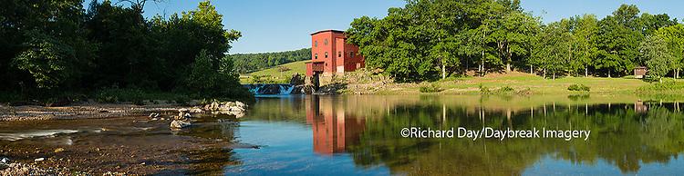 65095-02108 Dillard Mill at Dillard Mill State Historic Site, Dillard, MO