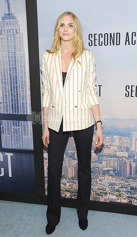 "NEW YORK, NY - DECEMBER 12: Dani Seitz attends the World Premiere for ""Second Act"" at Regal union Square on December 12, 2018 in New York City.  Credit: John Palmer/MediaPunch"