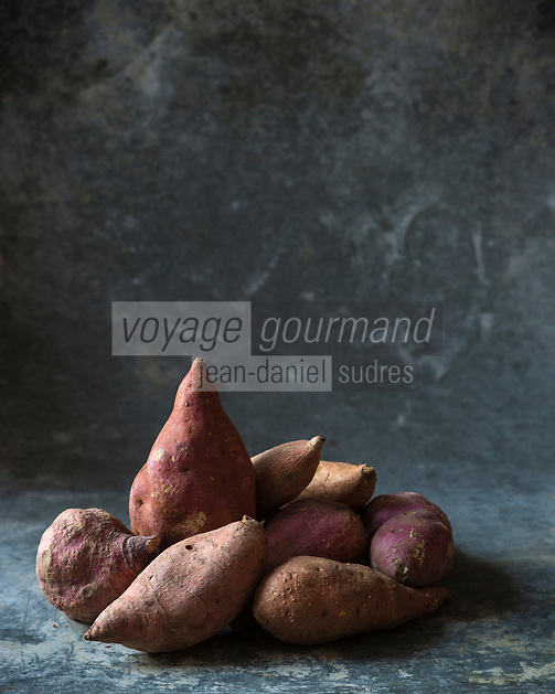Gastronomie, Patates douces // Gastronomy, Sweet potatoes