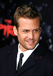 """HOLLYWOOD, CA. - December 17: Actor Gabriel Macht arrives at the Los Angeles premiere of """"The Spirit"""" at the Grauman's Chinese Theater on December 17, 2008 in Hollywood, California."""