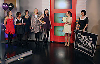 22/10/2010.Finalists of the Carraig Donn Woman 2010 Awards.at Ireland AM studios at TV3 HQ ,Dublin..Photo: Gareth Chaney Collins