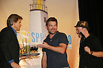 Grant Aleksander - Daniel Cosgrove - Adam Reist -  So Long Springfield event brought out Guiding Light Actors as they  came to see fans at the Hyatt Regency in Pittsburgh, PA. for Q & A, acting scenes between actors and fans, and entertainment (singing) by GL finest during the weekend of October 24 and 25, 2009. (Photo by Sue Coflin/Max Photos)