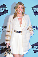 LONDON, UK. November 16, 2016: Hofit Golan at the launch of the Skate 2016 at Somerset House Ice Rink, London.<br /> Picture: Steve Vas/Featureflash/SilverHub 0208 004 5359/ 07711 972644 Editors@silverhubmedia.com