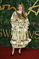 Molly Goddard<br /> arriving for The Fashion Awards 2018 at the Royal Albert Hall, London<br /> <br /> ©Ash Knotek  D3466  10/12/2018