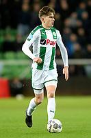 GRONINGEN - Voetbal, FC Groningen - ADO Den Haag,  Eredivisie , Noordlease stadion, seizoen 2017-2018, 11 -02-2018,   FC Groningen speler Tom van de Looi