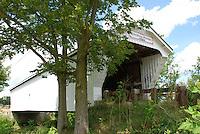 Geeting Covered Bridge, Built 1894
