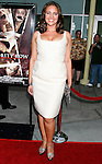 """HOLLYWOOD, CA. - September 03: Miracle Laurie arrives at the Los Angeles premiere of """"Sorority Row"""" at the ArcLight Hollywood theater on September 3, 2009 in Hollywood, California."""