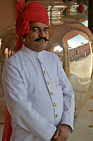 The Kings palace in Jaipur Rajasthan India