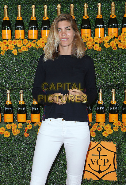 17 October 2015 - Pacific Palisades, California - Delfina Blaquier. Sixth-Annual Veuve Clicquot Polo Classic, Los Angeles held at Will Rogers State Historic Park. <br /> CAP/ADM/FS<br /> &copy;FS/ADM/Capital Pictures