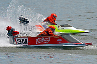 3-M and 1-US    (Outboard Hydroplane)