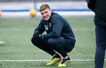 St Johnstone Training….29.01.19    McDiarmid Park<br />