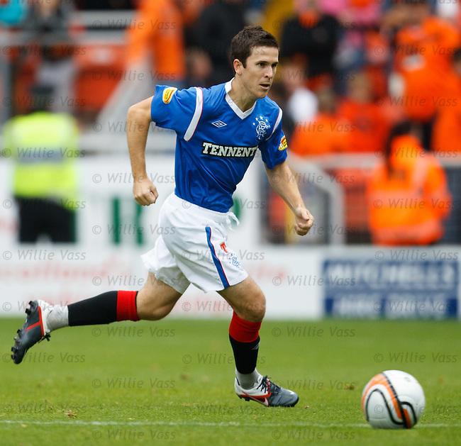 Matt McKay, Rangers