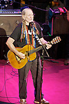 Country music singer-songwriter WIllie Nelson continues to tour America bringing his music to audiences across the country as he nears his 80th birthday.